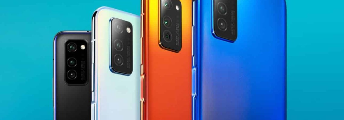 The Honor V30-series launching in Europe next week powered by HMS