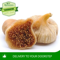Premium Fresh Dried Figs 250g