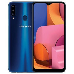 Samsung Galaxy A20S - 6.5 Display - 13+8+5 MP Triple Back Camera 8 MP Front - 3GB RAM - 32GB ROM - Fingerprint (rear mounted)