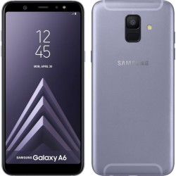 "Galaxy A6 2018 (A600) - 5.6"" - 4GB 64GB - 16MP - LTE - Blue"